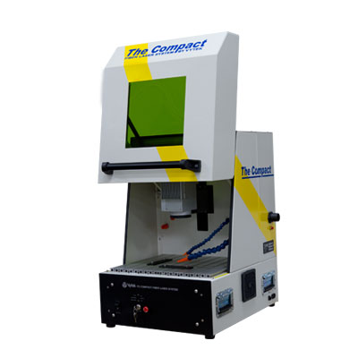 The Compact Laser Marking System. Click on image for additional information.